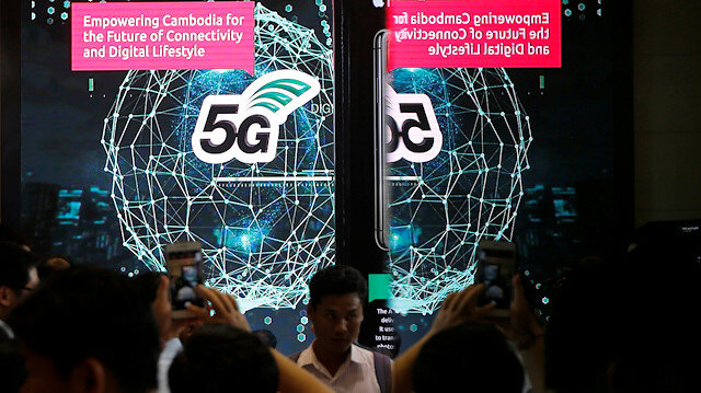 Cambodia's Smart Axiata tests 5G network with China's Huawei