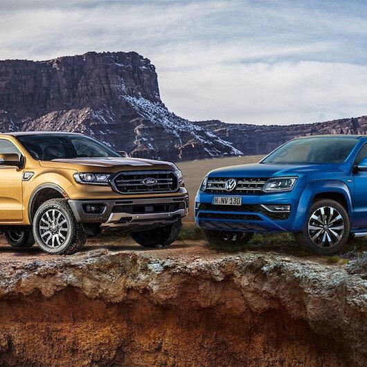 Ford ve Volkswagen elektrikli ve otonom araç teknolojileri paylaşacak