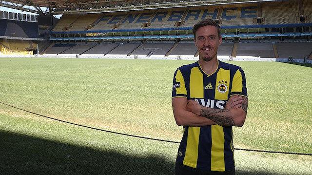 Max Kruse, sarı-lacivertli kulüple 3 yıllık sözleşme imzaladı.