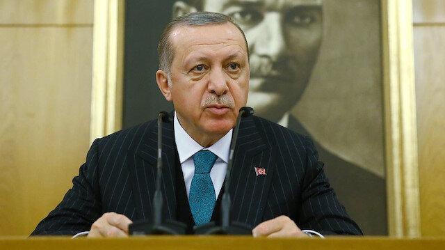 Erdoğan: S-400'ler uçaklara yükleniyor