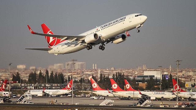 Kod paylaşımlı uçuşların, 1 Ağustos'tan itibaren başlaması planlanıyor.