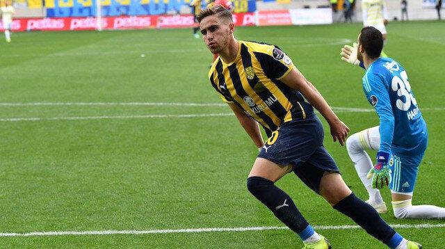 Geçen sezonun ikinci yarısında Ankaragücü forması ile ligde 14 maça çıkan Boyd, 6 gol attı, 4 asist yaptı.