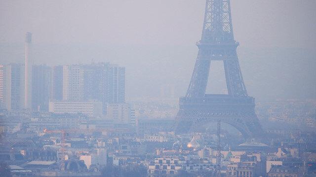 Fransa uçak biletlerinden Eko-vergi talep edecek.