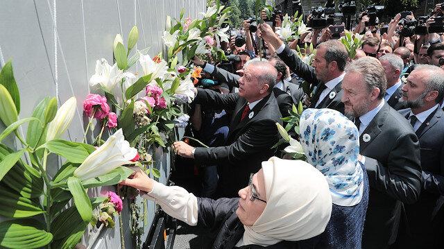 أردوغان يشارك في مراسم تأبين ضحايا سربرنيتسا بسراييفو