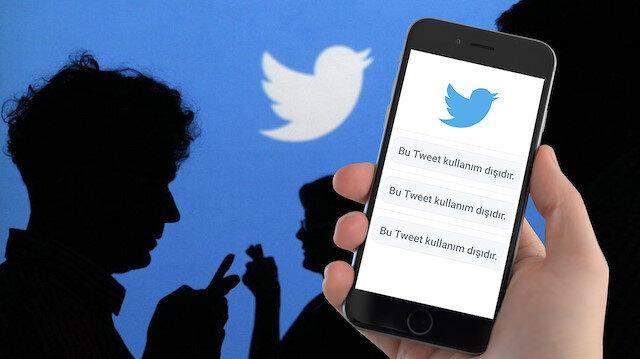Twitter geçtiğimiz yıl 70 milyon hesabı askıya aldı.