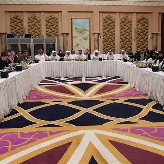 """قطر تعلن نجاح """"المؤتمر الأفغاني للسلام"""" وتوصل الفرقاء لبيان مشترك"""
