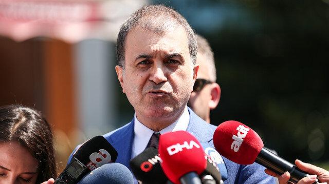 Çelik'ten Yunan bakana tepki: Devlet adamının konuşması gereken üsluptan uzak