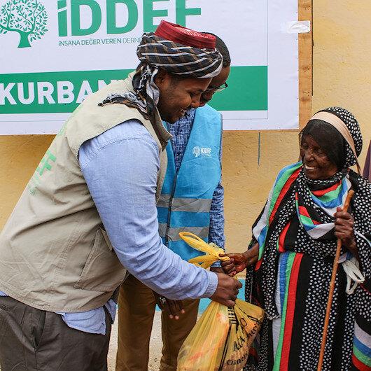 İDDEF 33 ülkede muhtaçları kurbanla sevindirecek