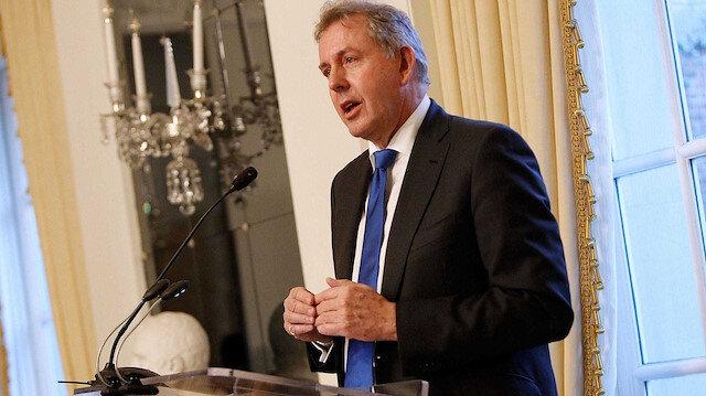İngiltere'nin Washington Büyükelçisi istifa etti