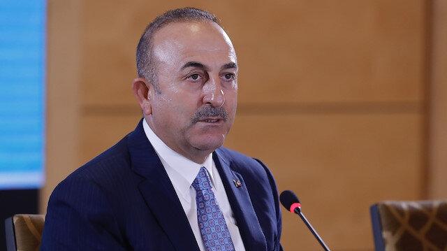 Çavuşoğlu: Ne yapabileceğine ancak Türkiye karar verir