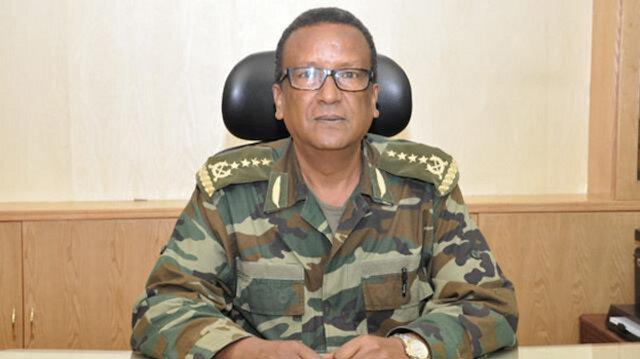Ethiopian Defense Forces Chief of Staff General Sea're Mekonnen
