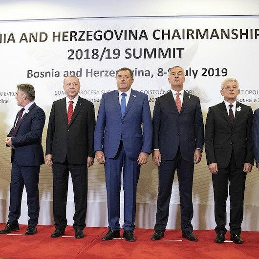 """قمة """"التعاون في جنوب شرق أوروبا"""" تدعو للحفاظ على أمن المنطقة"""