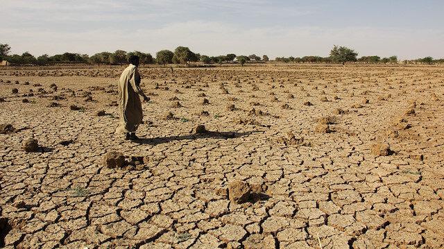 Küresel ısınma nedeniyle dünyanın yağışlara en elverişli bölgeleri dahi kuraklıkla mücadele ediyor.