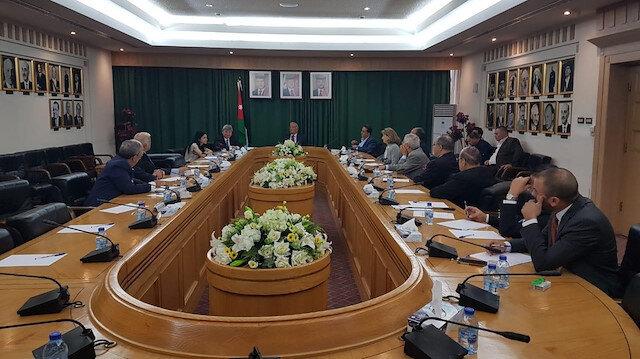 """السفير التركي يطلع برلمانيين أردنيين على خطوات مكافحة """"غولن"""" الإرهابي"""