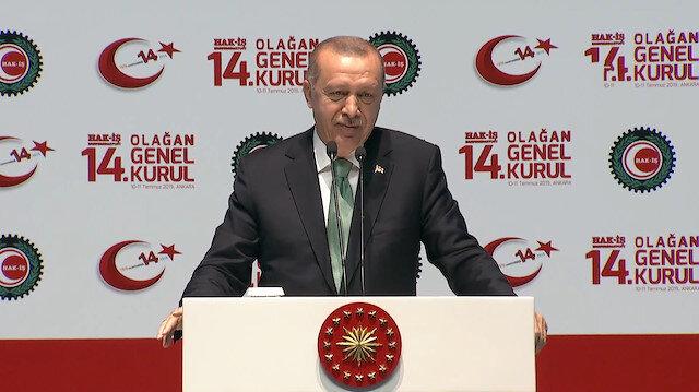 Erdoğan'dan Hülagü örneği ile öz eleştiri: Milletten kopmuşluğa sebep olan her türlü şeyi söküp atacağız