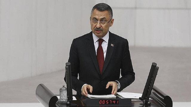 أردوغان يكلف نائبه بتنسيق الشؤون المتعلقة بشمال قبرص التركية