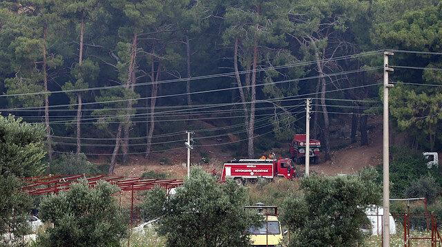 """تركيا تسيطر على حريق نشب في غابة بـ""""موغلا"""""""