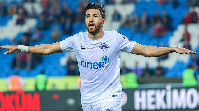 Trezeguet geçen sezon Süper Lig'de çıktığı 34 maçta 9 gol atarken 9 da asist yaptı.