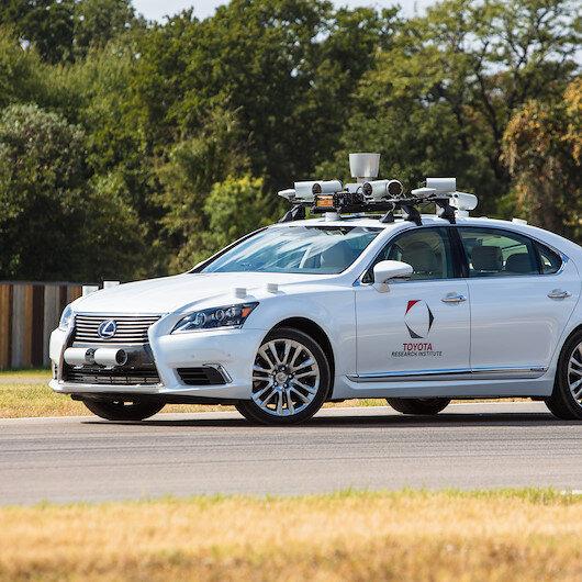 Toyota'nın otonom sürüş teknolojisini Avrupa'da test ediyor