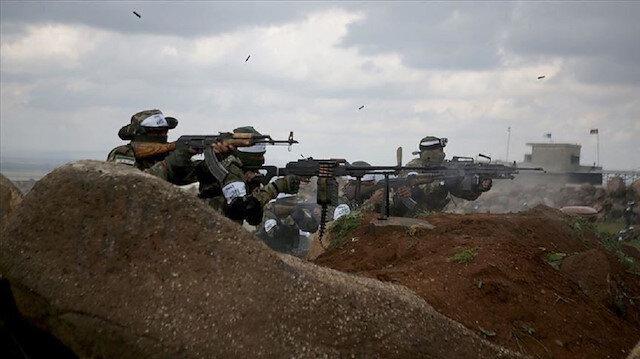 فصائل المعارضة تتقدم على حساب النظام شمالي سوريا