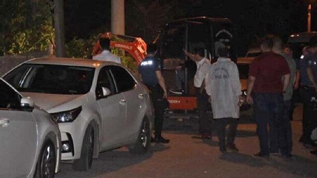Kırıkkale'de evin bahçesinde gömülü erkek cesedi bulundu