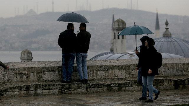 Meteorolojiden 37 ile yağış uyarısı