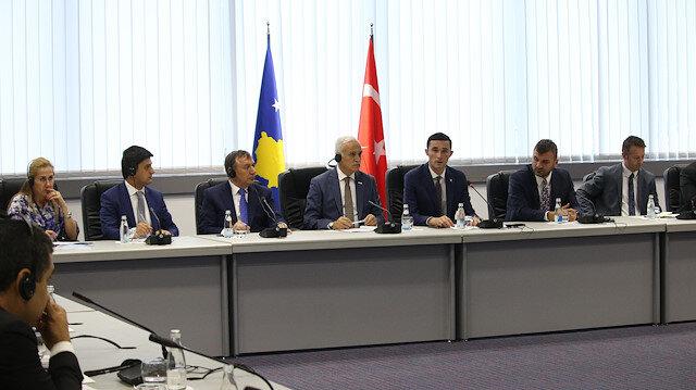 """""""مجلس الأعمال"""" التركي يبحث فرص الاستثمار في كوسوفو"""