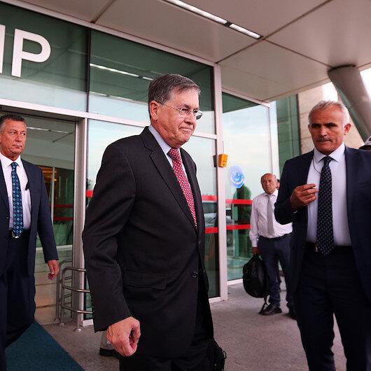 السفير الأمريكي الجديد لدى تركيا يصل العاصمة أنقرة