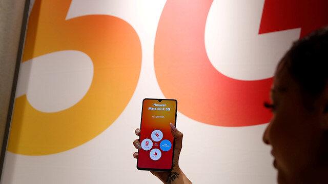 Huawei 5G ekipmanları satışında dünyanın önde gelen firmaları arasında.