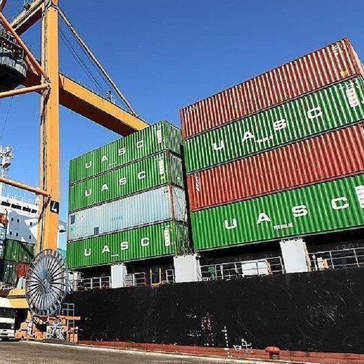 نمو التجارة الخارجية للصين 3.9 بالمئة في النصف الأول