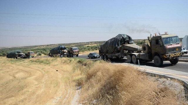 تركيا.. تعزيزات عسكرية جديدة نحو الحدود مع سوريا