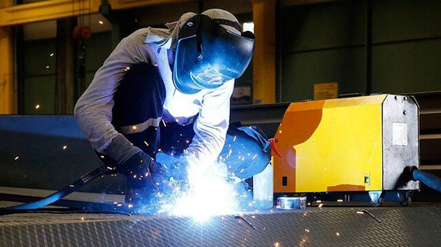 AB'nin mayıs ayına ilişkin sanayi üretim istatistikleri açıklandı.