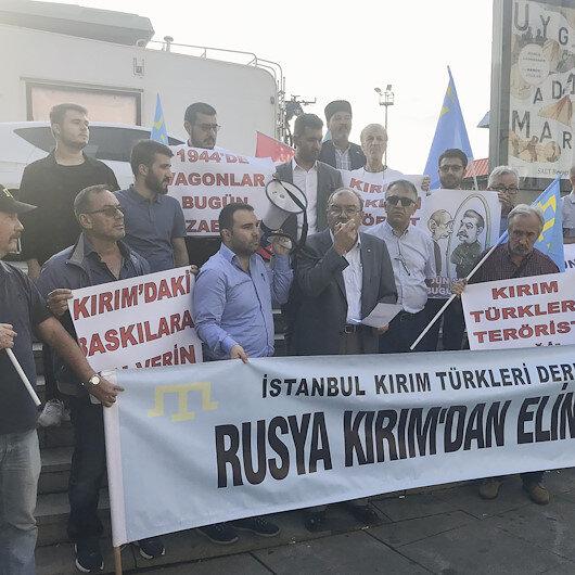 ناشط قرمي: منع الجرائم ضد تتار القرم واجب إنساني مشترك
