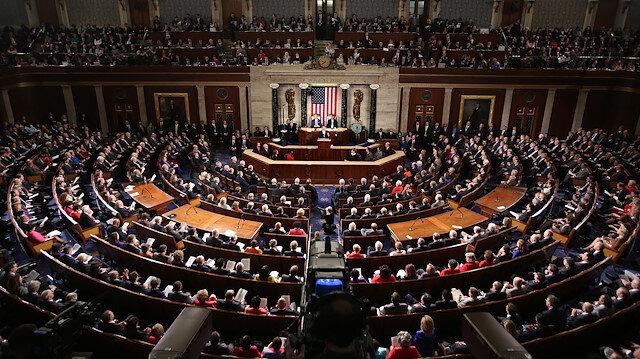 ABD Temsilciler Meclisinden Trump'a İran onayı