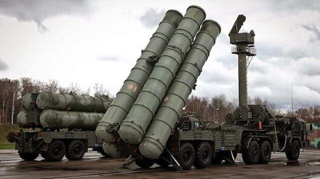 رسميًّا.. صواريخ إس-400 الروسية تصل العاصمة التركية أنقرة