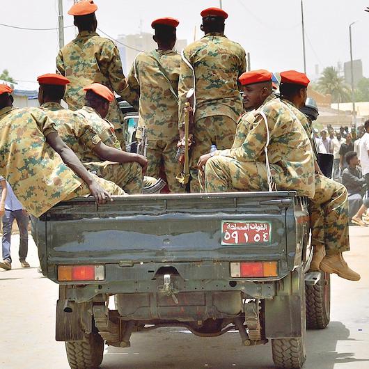 Sudan'da yeni bir askeri darbe girişimi