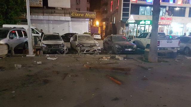 Şırnak'ta terör saldırısı: 4 bekçi yaralandı