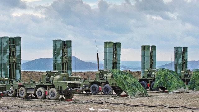 S-400 fuze savunma sistemi