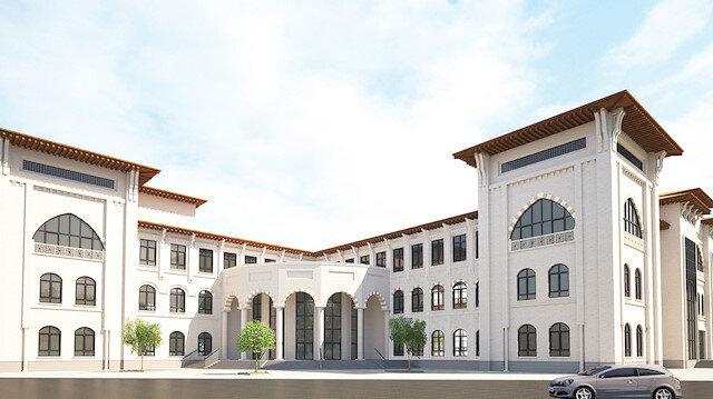  16 bin 121 metrekare alan üzerine inşa edilen Ankara'nın en büyük Kültür ve Kongre Merkezi'nde 2 bin 561 kişilik kongre salonu, sergi ve fuaye alanı, Millet Kıraathanesi, 3 adet okuma salonu, Güngörmüşler ve Hanımlar lokali, nikah ve toplantı salonu gibi sosyal donatılarıyla vatandaşlara en güzel şekilde hizmet verecek.