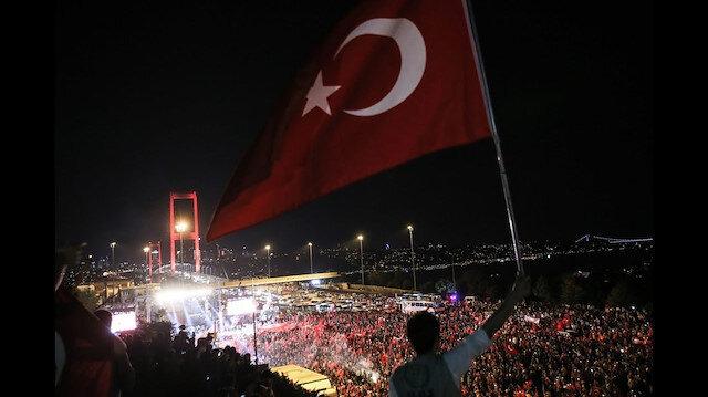 5 Temmuz Milli Birlik ve Demokrasi Günü'nün ülke genelinde olduğu gibi İstanbul'da da çeşitli etkinliklerle idrak edilecek.