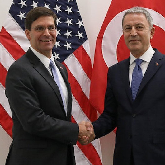 اتصال طارئ بين وزيري الدفاع التركي الأمريكي حول إس-400