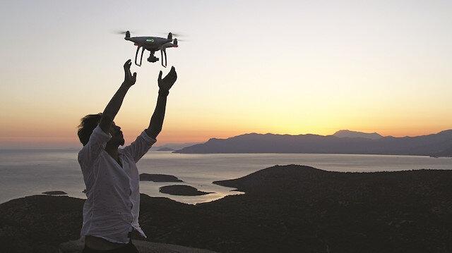 Ekrem Doydu, Türkiye'nin 81 ilini kuş bakışı görüntülendi.