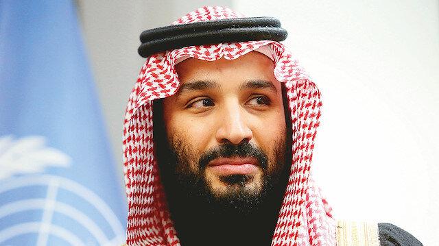 Suudi Prens Muhammed Bin Selman
