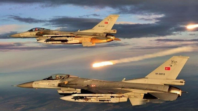 الدفاع التركية تكشف حصيلة جديدة لعملية