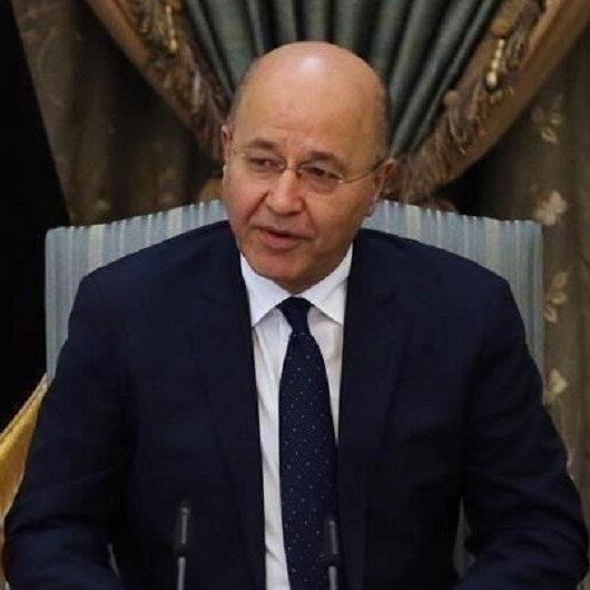 صالح يؤكد لسفير البحرين التزام العراق بحماية مقار البعثات الدبلوماسية