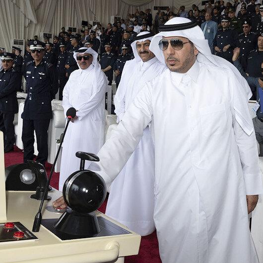 """قطر.. افتتاح قاعدة """"الظعاين"""" البحرية على السواحل الشرقية"""