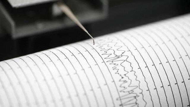Depremin, can veya mal kaybına yol açmadığı bildirildi.