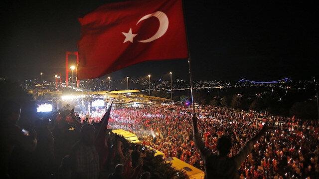 15 Temmuz Demokrasi Nöbeti.