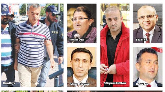 FETÖ'cü eski yargıçlar, Yargıtay'ın yürüttüğü soruşturmalarda hak ettikleri cezayı buluyor.