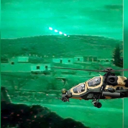 """قوات تركية تدمر مواقع لإرهابيي """"بي كا كا"""" شمالي العراق"""